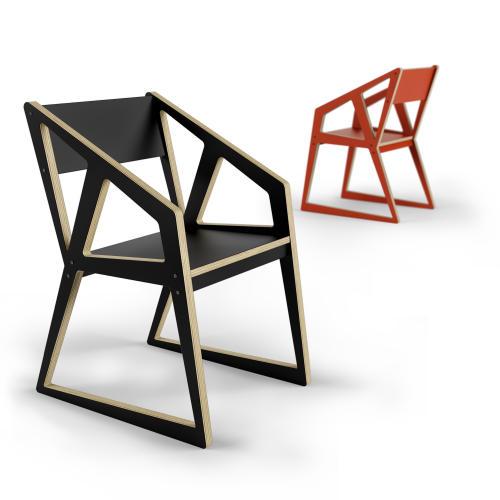 Создайте оригинальный интерьер комнаты благодаря стильным и необычным стульям!