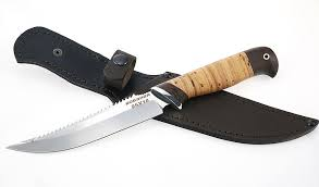 Особенности охотничьих ножей