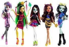 5 причин купить куклу Монстер Хай в интернет магазине fashiontoys.com.ua: