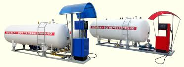 Оборудование для газовой заправки