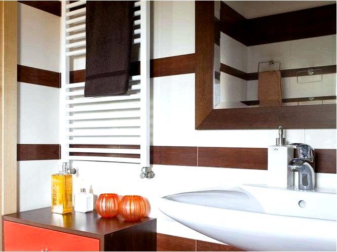 Отопление в ванной - современные радиаторы для ванной