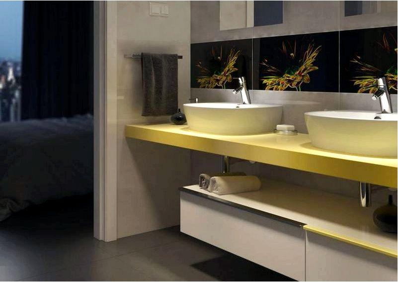 10 Самых крутых гаджетов, чтобы осветить ванную комнату