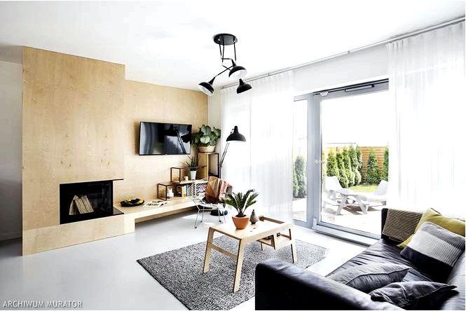 12X красивая современная гостиная