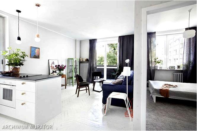 4 Хитрых приема, чтобы зрительно увеличить небольшую квартиру