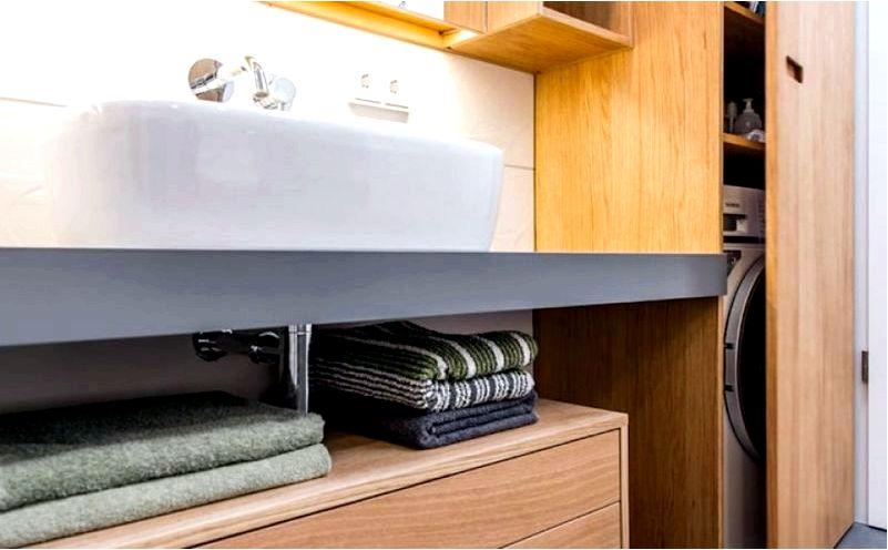 5 Отличных способов сделать небольшую ванную комнату — галерея интерьеров