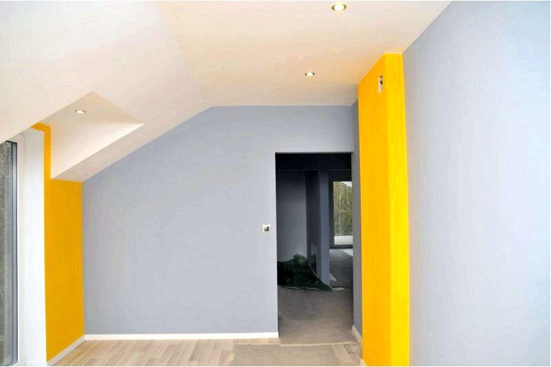 5 Советов, которые облегчают вам покраску стен и скосов на