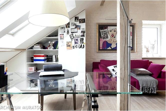 Адаптация комнаты и санузла на чердаке