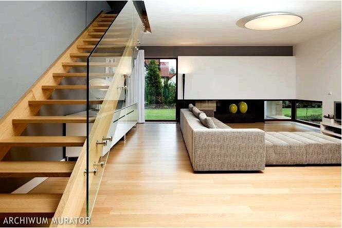 Адна обустройство гостиной с большим диваном