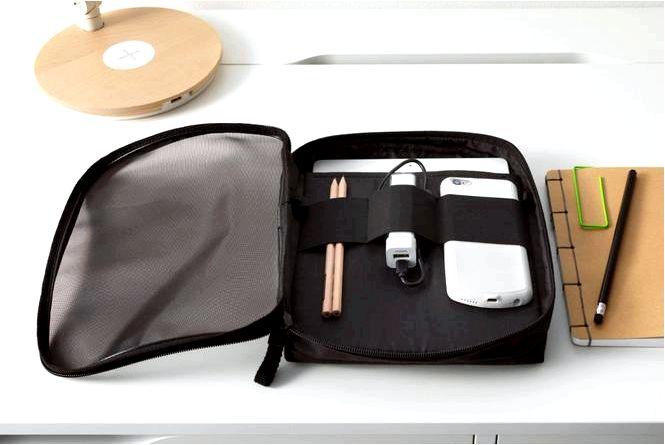 Аксессуары для упаковки и хранения, удобство в дороге и в гардеробе