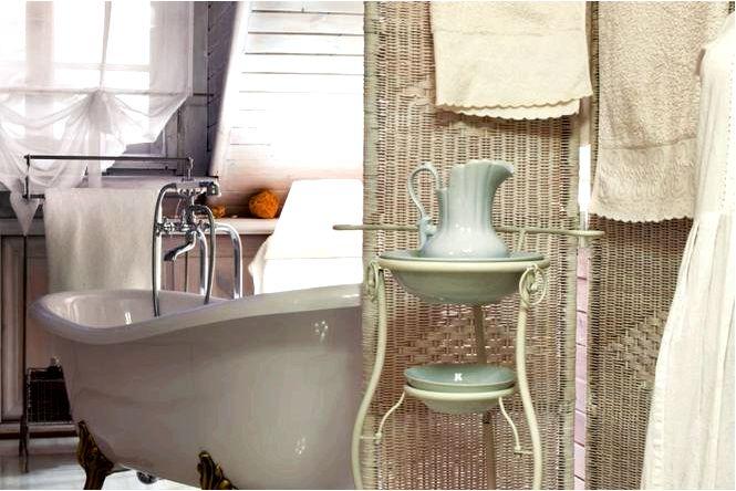 Обустройство ванной комнаты на рубеже веков