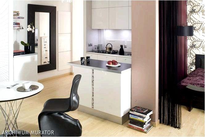 Обустройство квартиры-студии 25 м — как обустроить малогабаритную квартиру