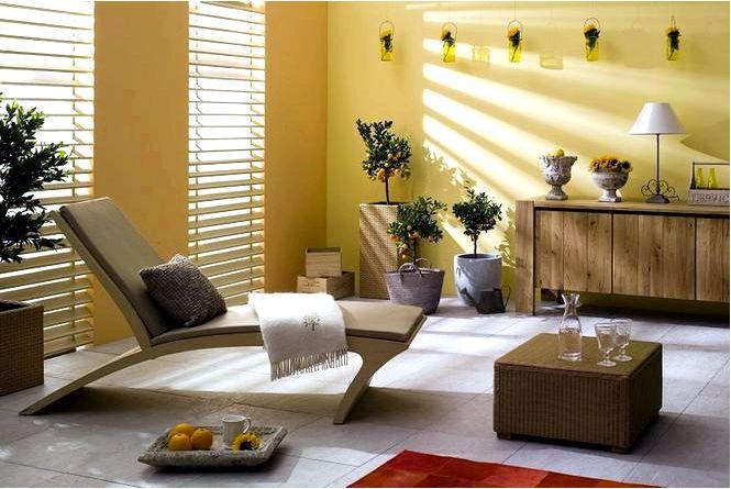 Обустройство гостиной в атмосфере тосканских интерьеров
