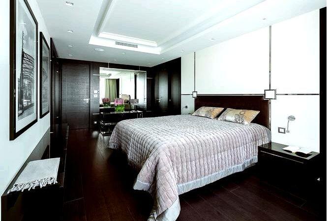 Обустройство спальни — приватная зона квартиры со спальней, гардеробной и ванной комнатой!