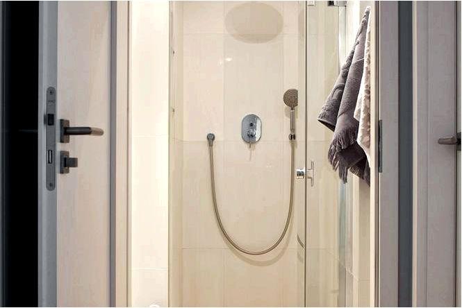 Обустройство серой ванной комнаты