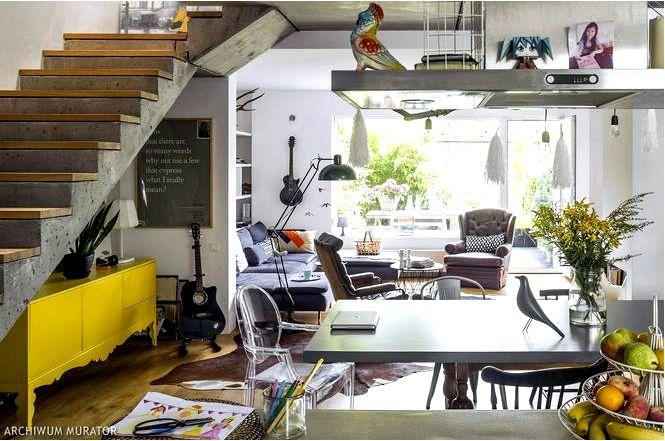 Обустройство интерьера дома — не что иное, как «семейный пейзаж»