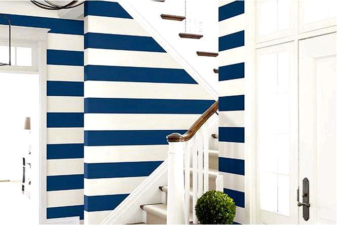 Дизайн интерьера в морском стиле в современном исполнении