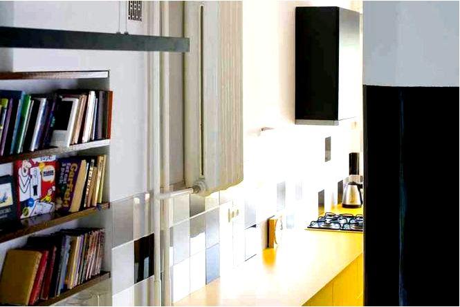 Обустройство интерьера — отличный дизайн интерьера для тех, кто обустраивает свою первую квартиру