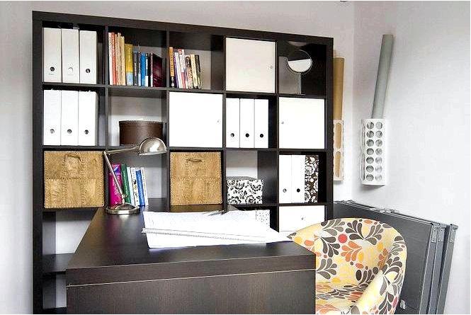 Обустройства польских квартир мебелью икеа, полками каллакс в нескольких вариантах исполнения