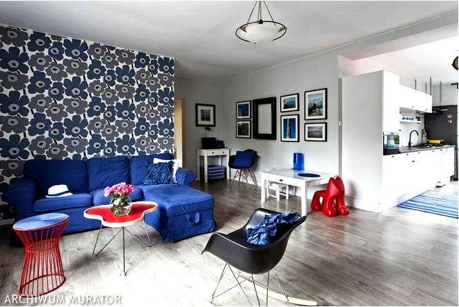 Галерея оборудования гостиной, фото фантастическая планировка гостиной в голубых тонах