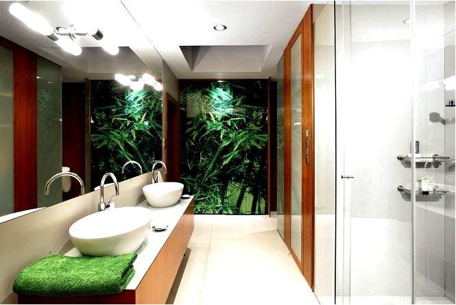 Ванная без плитки какие стены в ванной вместо плитки