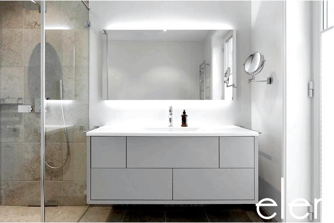 Комфортная и функциональная ванная комната