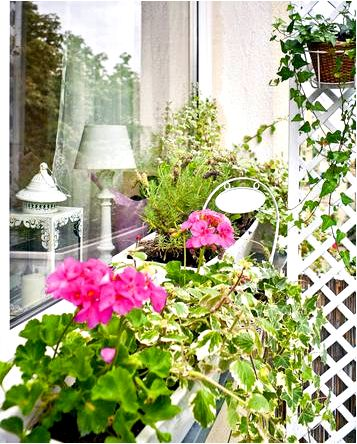 Балкон в блоке фото обстановки романтичный балкон
