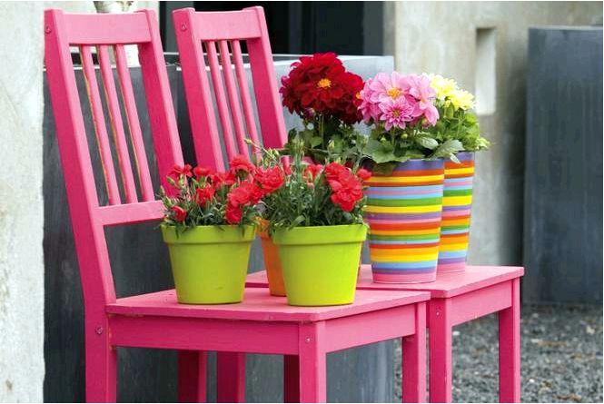 Балкон в цветах best balcony flowers