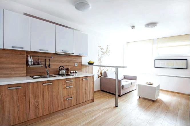 Очень уютная маленькая квартира 27м2