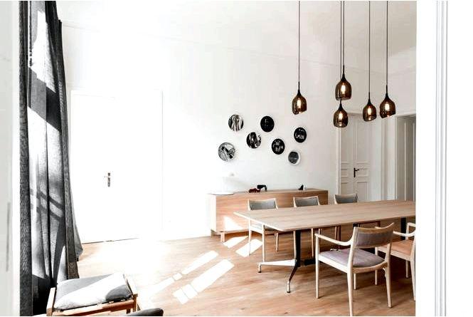 Баухаус в интерьере необычное сочетание стилей в доме под берлином