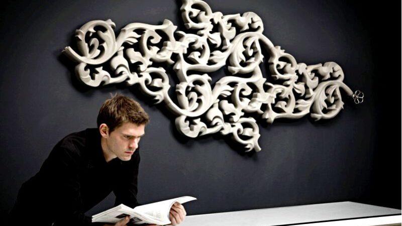Архитектурный бетон в современной квартире — дизайн — со вкусом
