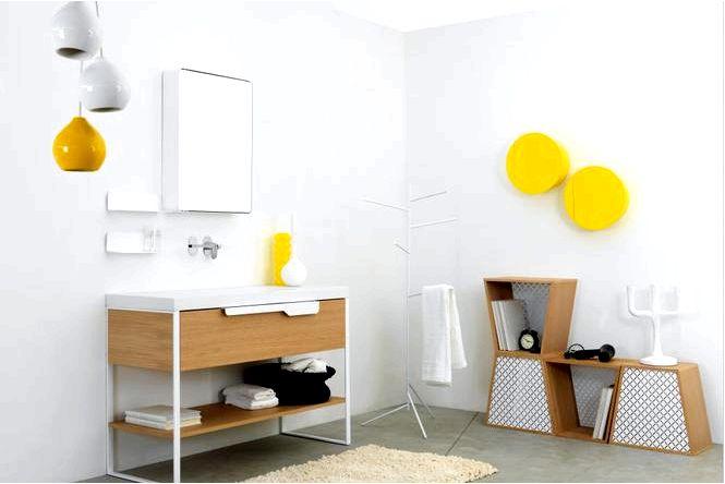 Белая ванная — 10 идей оформления ванной в белом цвете
