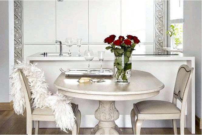 Белая кухня ретро стиль классическая кухня с душой