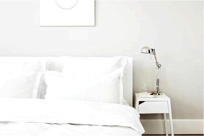 Идеи дизайна белой спальни для белой спальни