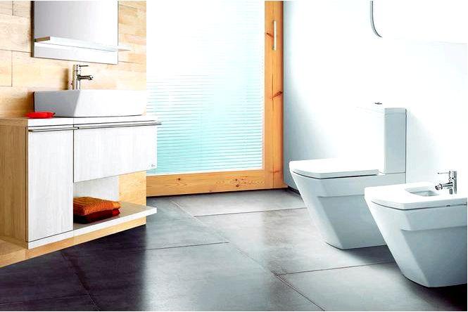 Биде и писсуар в ванной — каковы их размеры, для чего они нужны, как их установить