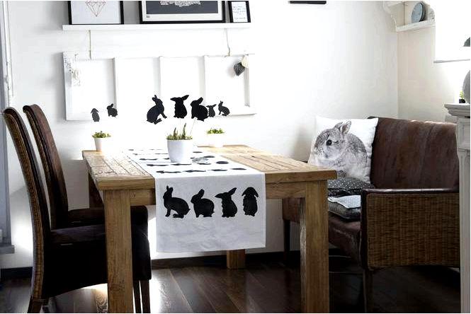 Столовый бегун, столовые салфетки — какой материал лучше, какой цвет и рисунок выбрать