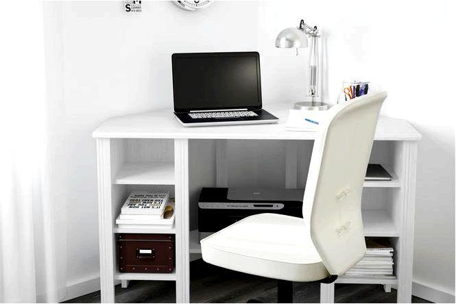 Угловой письменный стол для детей, подростков и взрослых