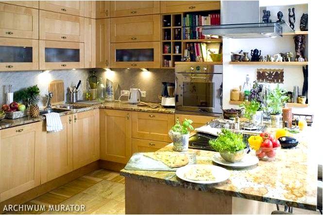 Кухонная стойка из дерева, стали, камня, стекла — что выбрать, отзывы