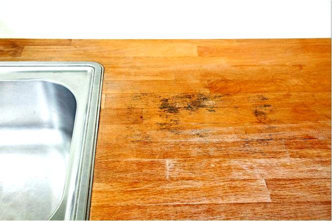 Столешница на кухне как новая