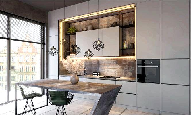 Столешницы из спеченного камня или кварца выбираем лучший материал для кухонной столешницы