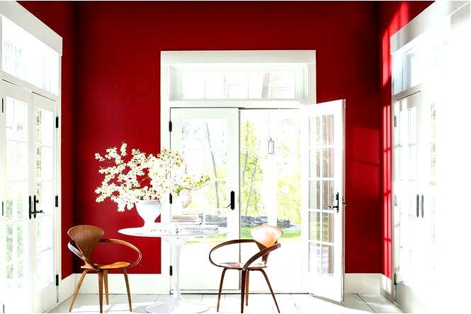 Caliente, восхитительный красный цвет — цвет 2018 года!