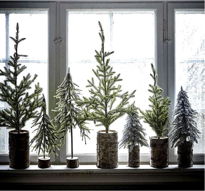 Ствол елки своими руками как пошагово сделать милое новогоднее украшение