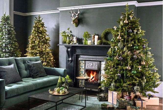 Рождественская елка, откуда берет начало традиция новогодней елки на рождество