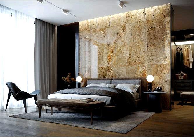 Стена за кроватью в спальне 7 идей для завершения стены за кроватью
