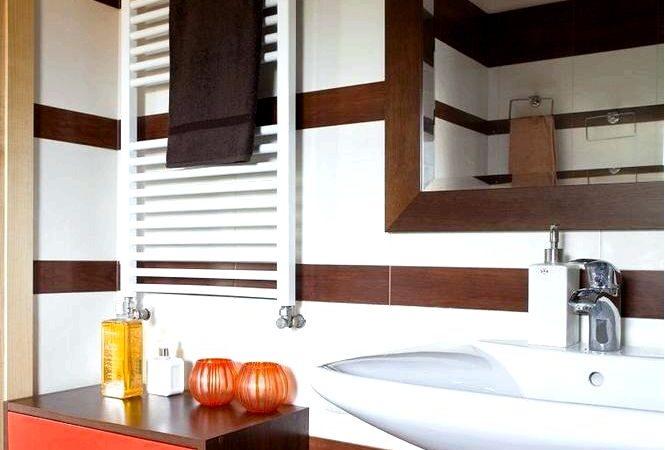 Отопление в ванной — современные радиаторы для ванной