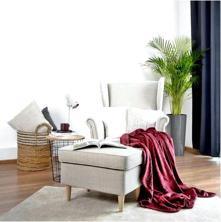 Теплое одеяло или плед — какой материал лучший и как подобрать под стиль интерьера