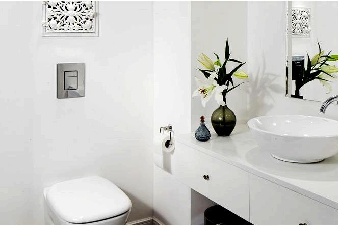 Что вместо плитки для ванной подсказываем, что выбрать вместо плитки в ванной