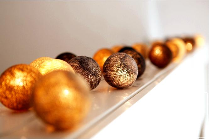 Ватные шарики 16 идей для декоративных светящихся шаров в интерьере