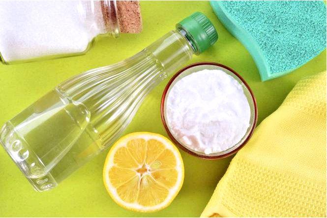 Очистка уксусом — некоторые идеи для очистки и экологической очистки