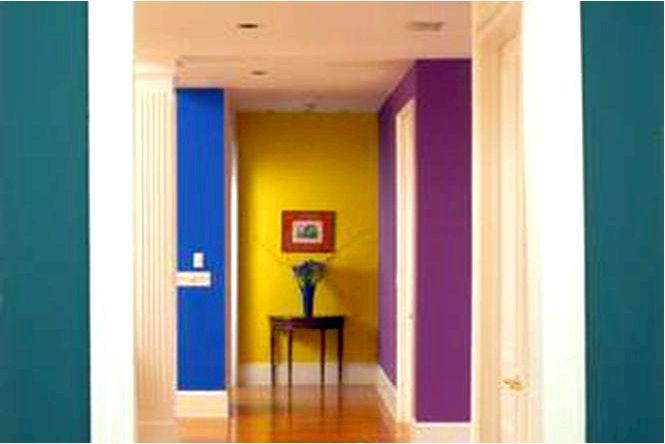 Лучшие цветовые сочетания стен в квартире 10 фото