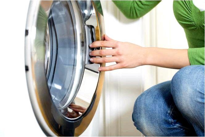 Очистка стиральной машины уксусом